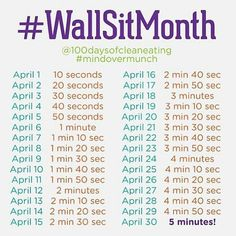 wallsitmonth