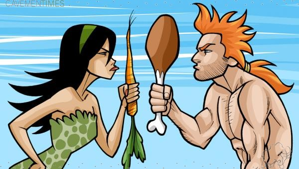 Vegan vs omni